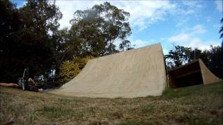 Box Jump Riding Clips and Funny Bail BMX
