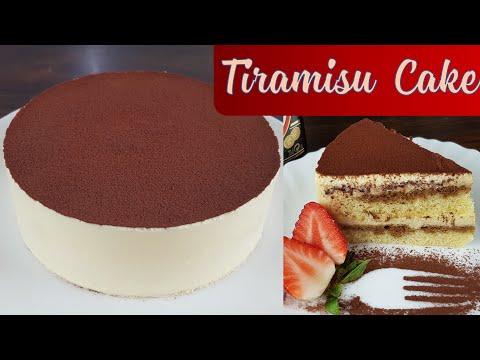 Cách làm Tiramisu Cake