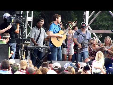 American Idol Phillip Phillips Homecoming Concert FULL in HD Part 2
