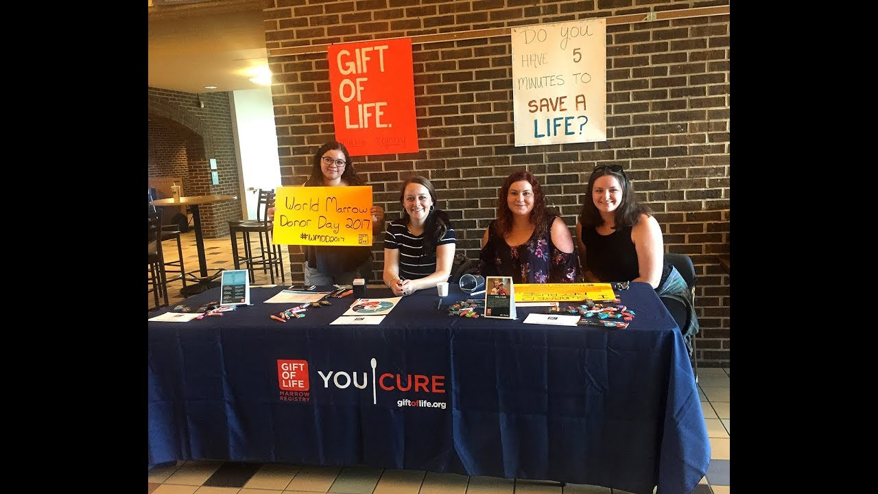 Gift of Life celebrates World Marrow Donor Day