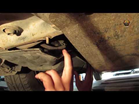 Свистит ремень кондиционера, избавляемся от свиста ( Whistles Belt Air Conditioner Lanos )