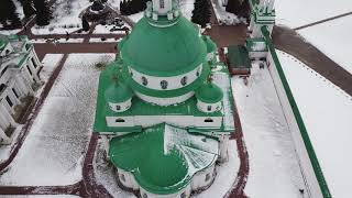 Спасо-Яковлевский монастырь, Ростов-Великий.