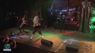 """Lethal """"Warriors in the Night"""" - Adelanto del DVD de Vorterix METAL PARA TODOS V"""