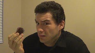 Andrew Eats a Rambutan