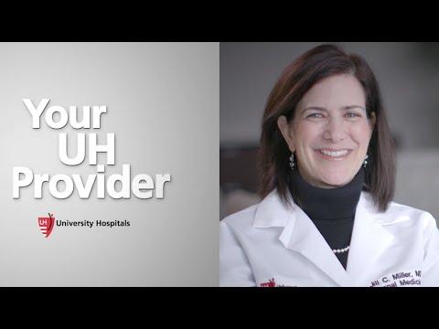 Jill Miller MD Doctor Profile & Reviews | University Hospitals