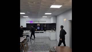 THE150무인카페창업 성남이푸른점 회사 대회의실에 입…