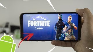 "Comment télécharger Fortnite Android! (Téléchargement Android Fortnite) ""Get Fortnite sur Android !"""
