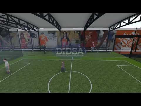 Propuesta Campos Futbol Rapido
