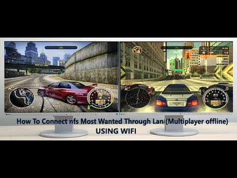 nfs most wanted multiplayer