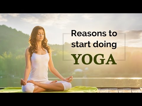 Yoga for beginners  - Reasons to start doing yoga | Yoga Tip