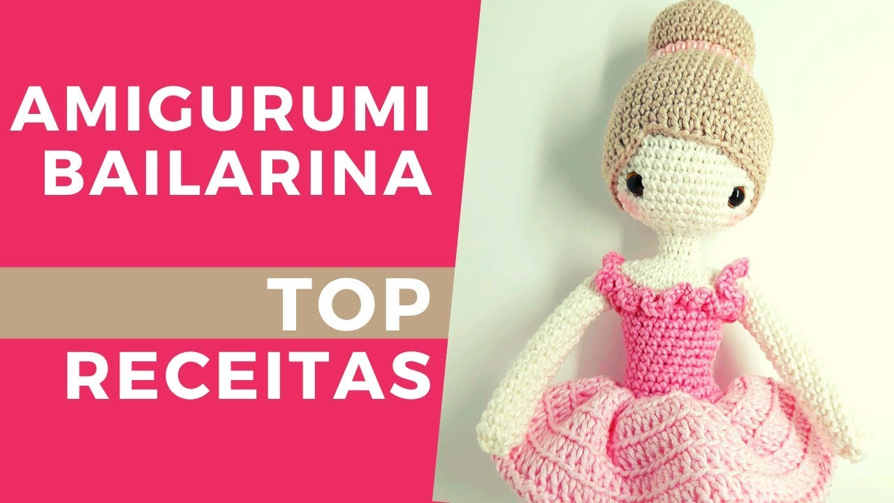Patrón de Crochet - Tracey La Muñeca Bailarina de Ballet ... | 720x1280
