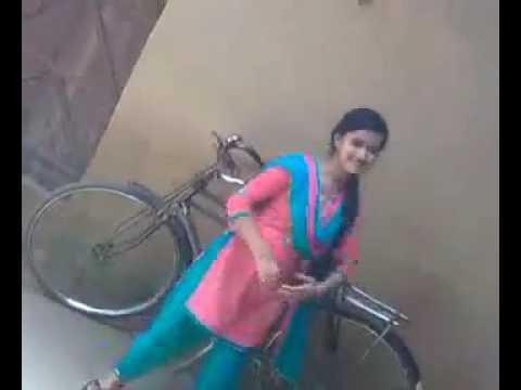 cute village girl