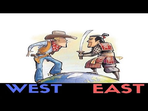 Eastern vs Western Thought Pt.1