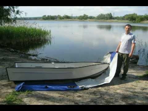 риб изо  лодки поливинилхлоридный  своими руками
