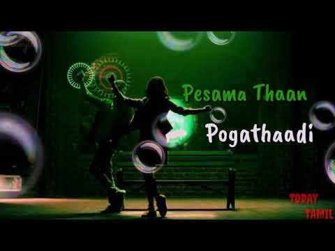 Sathiyama Un Ninnaibil Moochu Mutti Thikkuren Di 😚 Best Today Tamil Whatsapp Status Song