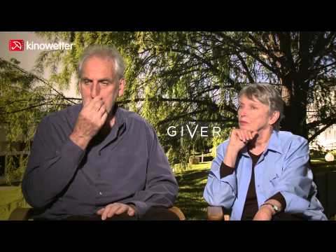 Interview Phillip Noyce & Lois Lowry