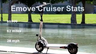 emove cruiser hands on review