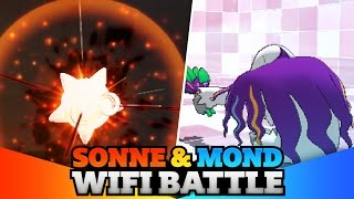 Pokémon Sonne & Mond - WiFi Battle [05] | Verdrehte Dimensionen!