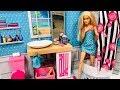 Barbie NEW Bathroom Set!!