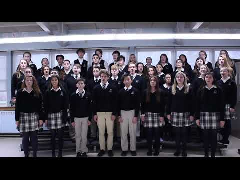 Shawn & Sue's Christmas Chorus Contest 2019: Donovan Catholic