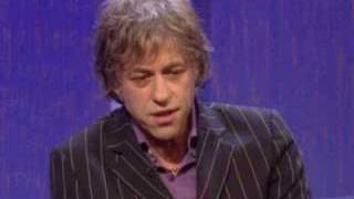Sir Bob Geldof interview - Parkinson - BBC
