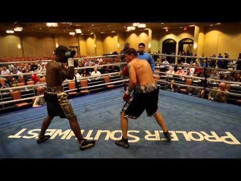 Saverese Promotions Cedric Agnew vs Kevin Engle