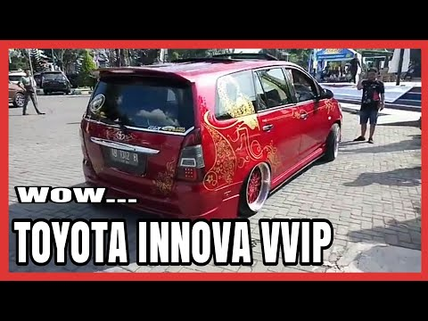 Modifikasi Mobil Konsep VVIP Om Beny - Toyota Innova    Forum Otomotif Jogja