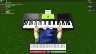 Tetris Theme Song on Roblox Piano ( Sheet is in Description )