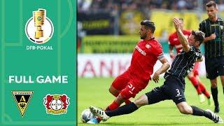 Alemannia Aachen vs. Bayer Leverkusen | Full Game | DFB Cup 2019/20 | 1st Round