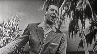 """Cesare Siepi """"Love Is A Many Splendored Thing"""" on The Ed Sullivan Show"""