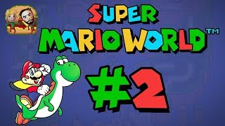 ANANASPIZZA IS GOOR - #2 - Super Mario World