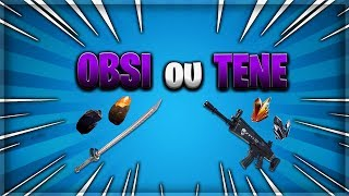 HOW to GET OBSI OR TENE ??? - FORTNITE SAUVER THE WORLD