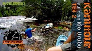 Kanutour auf dem Rio Urubu (Teil 2) - Survival Adventure & Training