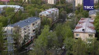В Москве началось голосование по программе реновации пятиэтажек