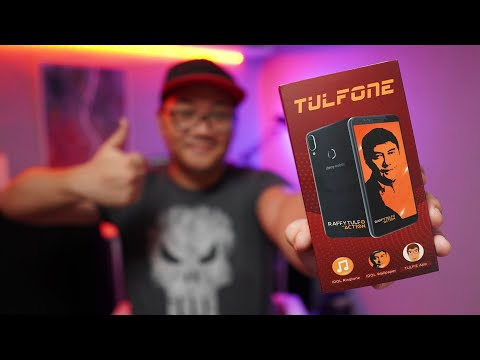 UNBOXING THE TULFONE! [RAFFY TULFO IN ACTION X CHERRY MOBILE]