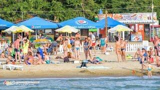 Анапа, центральный пляж, вечер 27 августа 2015 года(Фотографии центрального пляжа Анапы за 27 августа 2015 года: http://www.anapakurort.info/forum/viewtopic.php?p=713234#713234., 2015-08-27T20:43:26.000Z)