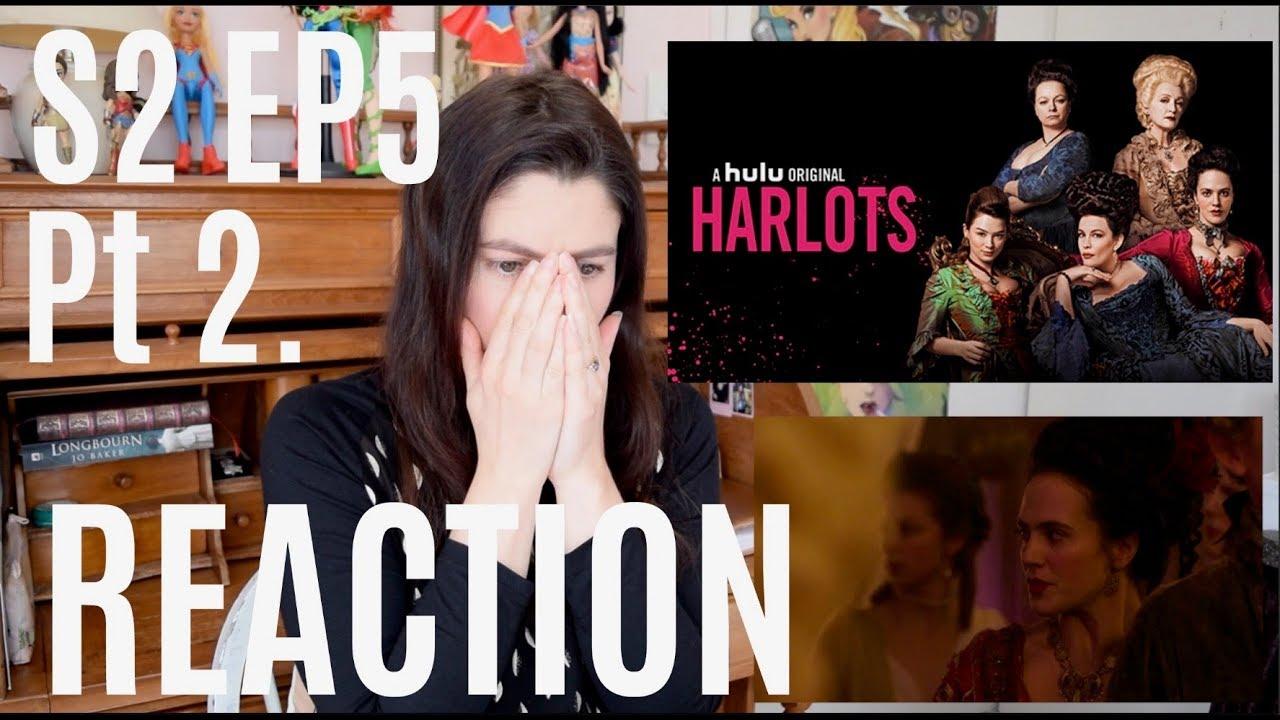 Download REACTION - Harlots 02x05 Part 2