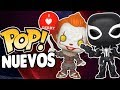 NUEVOS Funko POP de IT 2, MARVEL, Stranger Things y MAS