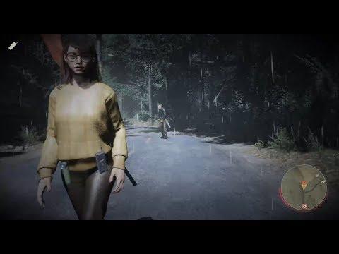 Friday The 13th Game Deborah Kim Gameplay Lone Survivor Crystal Lake Small Part VI Jason Voorhees