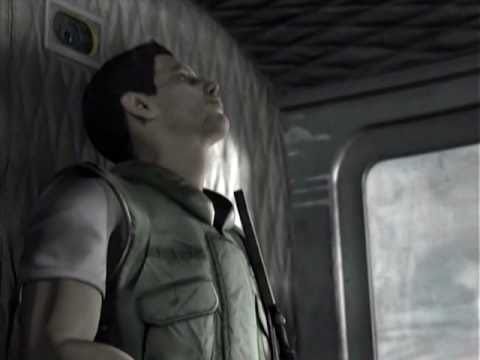Resident Evil Remake Chris Alternate Endings