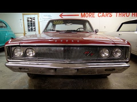 1967 Dodge Coronet R/T 440 V8 At Country Classic Cars