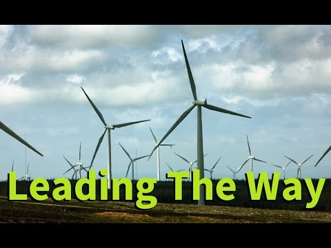 Scotland Leads The Way With Renewable Energy - CLC Episode 4