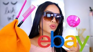 EBAY HAUL | SUPER AFFORDABLE ITEMS YOU NEED! Oh!MGlashes