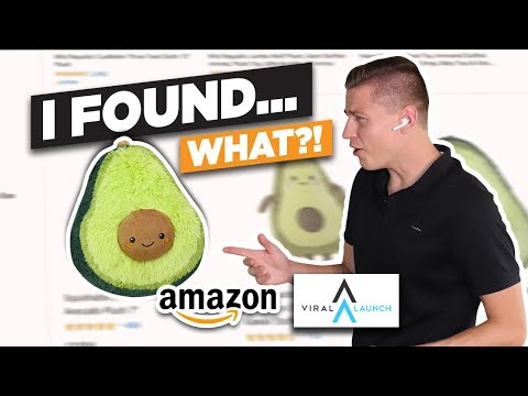 Amazon FBA Product Research Tutorial 2020 - Viral Launch Product Discovery For Beginners