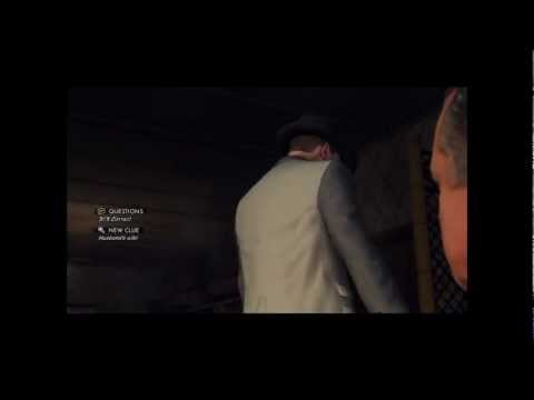 L.A. Noire: Red Lipstick Murder Part 2: People Dont Know How to Drive