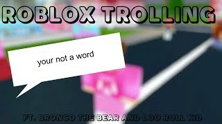 TROLLING - ROBLOX SHORT