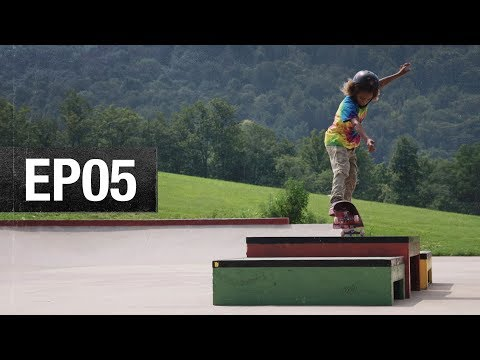 Steamin' Out Here - EP5 - Camp Woodward Season 10