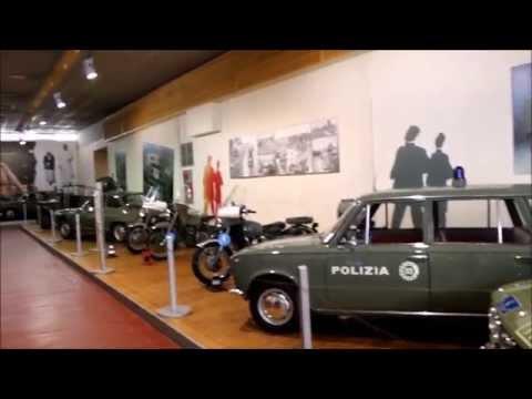Museo delle auto della polizia di stato youtube for Polizia di stato roma permesso di soggiorno
