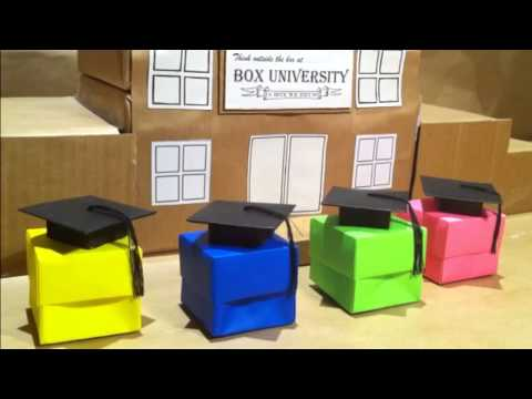 Little Boxes - Stop Motion Animation