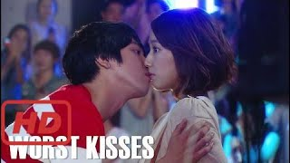 Video THE TOP 10 WORST KOREAN DRAMA KISSES Kiss Scenes | download MP3, 3GP, MP4, WEBM, AVI, FLV Juli 2018